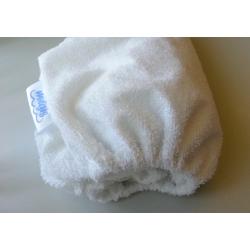 Neperšlampama paklodė su guma (dvigulė)